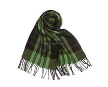 fashion winter checked scarves esarp scarf