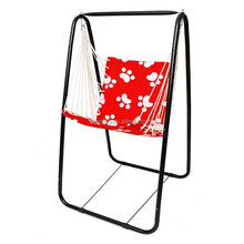 New Leisure Styles Outdoor Patio Swing Chair,hanging chair, garden hanmmock chair with stand JF-05-16