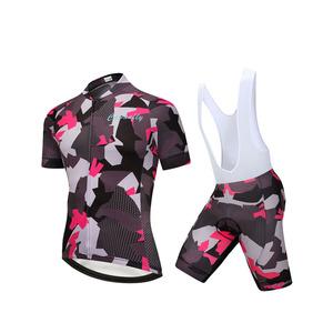 2019 New China Cycling Jersey Mountain Bike Clothing MTB Riding Wear Summer Top  Cycling Shirt Bib 21e8178bd