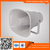 20W-50W Minsound Professional ABS Plastic Horn Speaker With Transformer Outdoor Speaker Water proof
