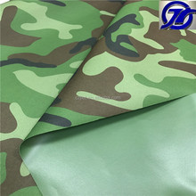 600D polyester waterproof camouflage military cloth for outdoor bag