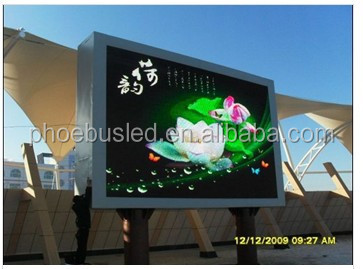 outdoor led modules( p10 160mm*160mm led modules)/ outdoor led screen