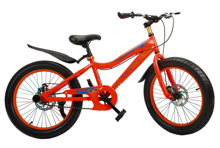 2017 New Model Kids Bike With Steel Frame Material