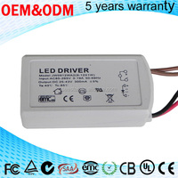 transformer manufacturers 9w 18w 230ma constant current led Bulb driver for led lighting