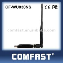 CF-WU830NS 5 dBi 300Mbps 2.4G/5G Quad Core Smart Android Tv Dongle