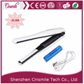 mini rechargeable hair straighteners Heater USB Rechargeable Battery Power Cordless Wireless