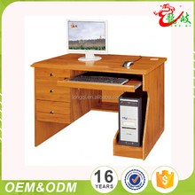 First-Rate Quality Solid Fashionable Cheap Wooden Study Cum Modern Flexible Computer Table Desk Photos