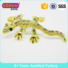 2017 new design House lizard brooches men brooch for gift#57310