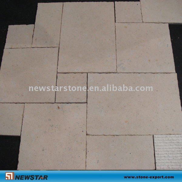 french pattern limestone for floor