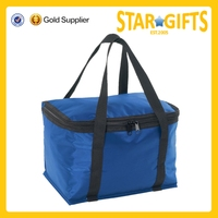 China Suppliers Wholesale Personalized Polyester Thermal Lunch Bag For Lunch Box