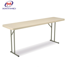 Cheap Plastic Long Narrow Folding Picnic Table