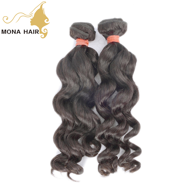 Curl Holding long time cheap human hair extension peruvian Loose Wave