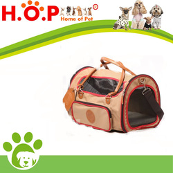 Airline Approved Pet Carrier Designer Hand Bag Purse Stylish Travel Puppy Dog