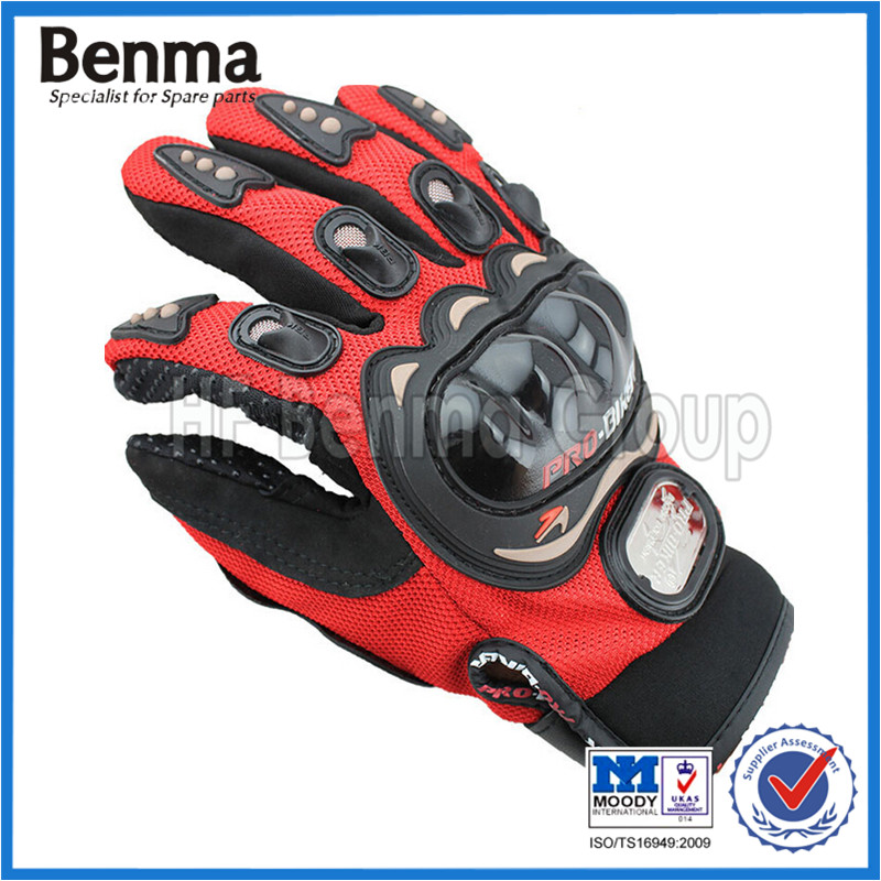 Motorcycle Motorbike Dirt Bike Racing Full Fingers Gloves with Good Price