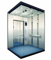 6-21 persons commercial passenger elevator lift