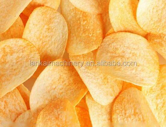 good quality fried chips machine/potato chips making machine/french fries production line