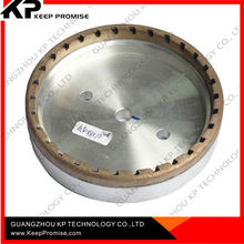 China diamond tools supplier cup shape grinding polishing cutting diamond grinding wheel for glass