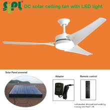 Solar vent 60 inch fans Solar DC ceiling Exhaust Fan dc air conditioner