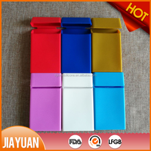 Full color print silicone cigarette case for 20's