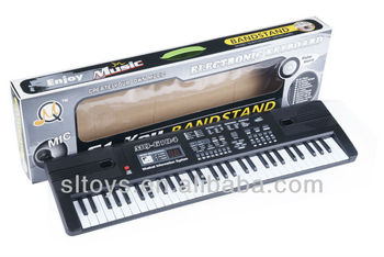 61 keys music keyboards with microphones for kids MQ6104