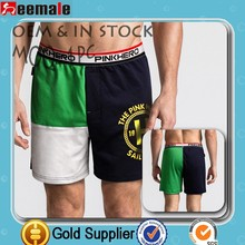 ONLY FOR OPENSKY 100% Cotton Brand Underwear Arrow Pant Men Loose Boxer Homme Men Long Boxer Shorts Seamless Man Underwear