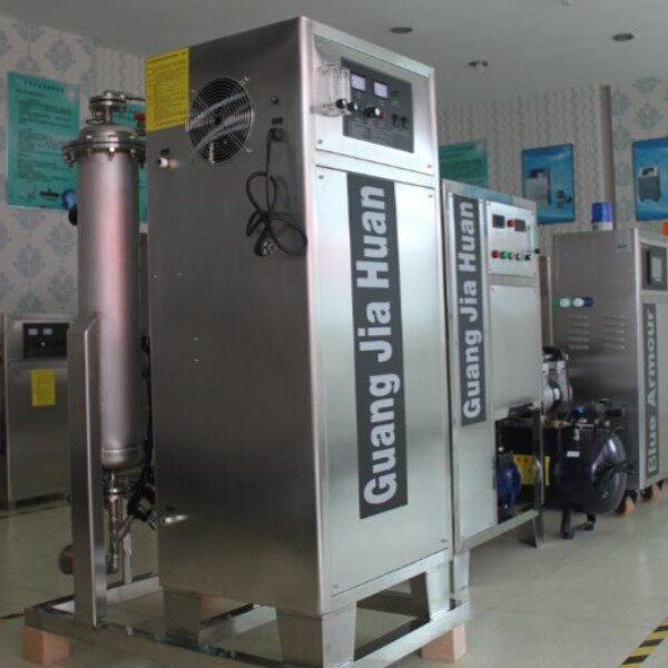 Ozone Water Disinfection Machine For Waste Water Treatment Ozone Generator Used In Swimming