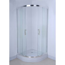 High Quality Durable Using Various Portable Low Shower Enclosures