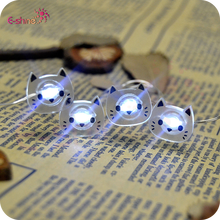 CE&RoHS Certificate Thin Led Fairy String Lights Led Waterproof Cat String Lights Micro Led String Lights