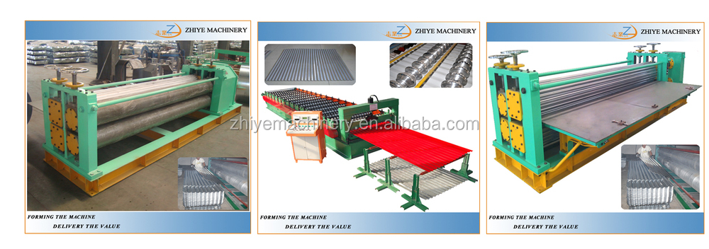 Metal Roller Door Roll Forming Machine /Door Forming Machine