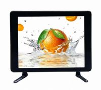 lowest cost 17''lcd led tv price in guangzhou factory