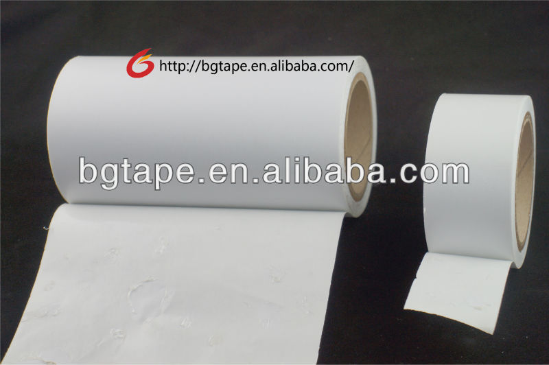 no base double side transfer tape for filter adhesive