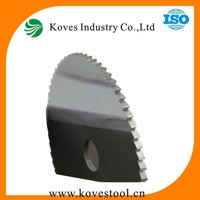 CNC lathe machine carbide oscillating saw blade for cutting tools