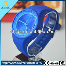 Quartz Cheap Wrist Watch 2013 Japan Sex Girl Animal Fashion Silicone Watch
