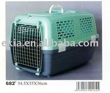 Fashion plastic dog carrier nice design
