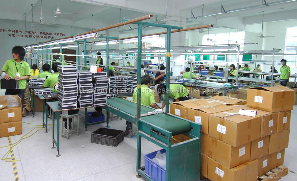 Factory Audit in Shenzhen/Supplier Assessment for Android Smart Phone/ Mobile Phone Accessories/ Professional Inspection Company