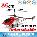 85CM 3.5ch rc helicopter kids electric airplane toys