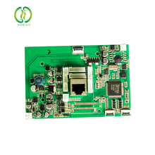 Fan heater controller pcba/ pcb manufacturer in Shenzhen, motherboard pcb assembly