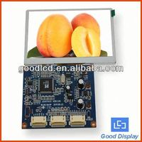 4.3 inch lcd screen TFT lcd display VGA signal input
