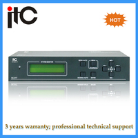Professional HD hybrid matrix switcher for Sound system