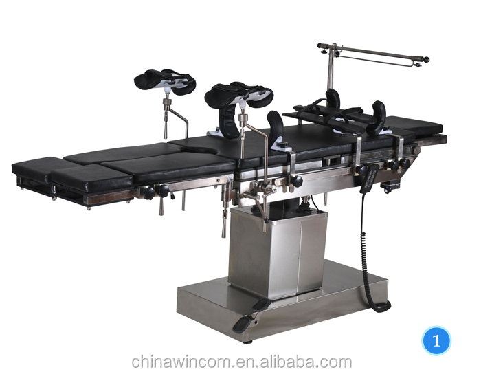 Surgical Operating Instrument Electric Operating Table For Model WT-D01