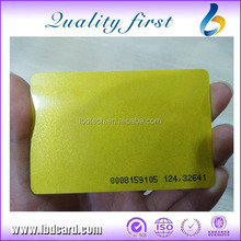 Factory Contactless Smart Card with RFID Chip /PVC Card Supplier