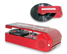 SLP-301 PORTABLE MINI TURNTABLE WITH PC LINK RECORD PLAYER