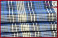 Cotton Check Fabric Girls Cotton Dress Materials