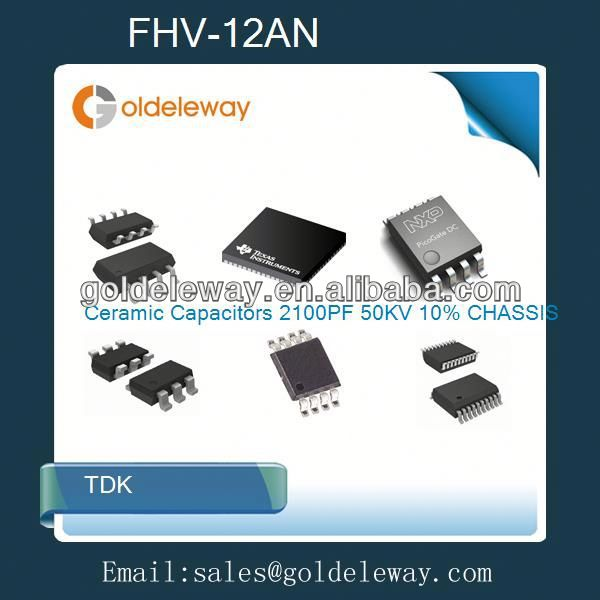 FHV-12AN Ceramic Capacitors 2100PF 50KV 10% CHASSIS