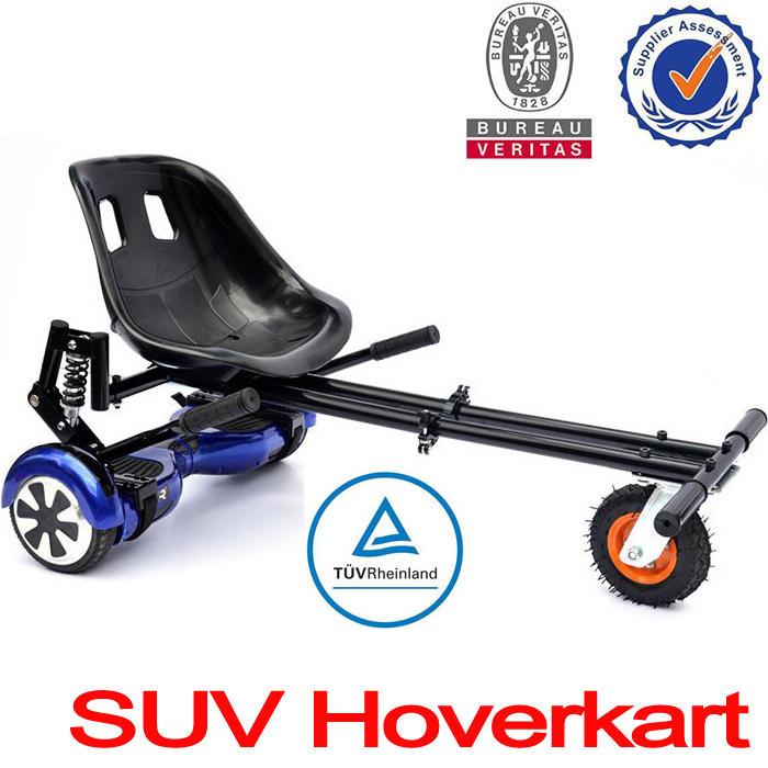 2017Factory wholesale good product drifting hoverkart,electric hover kart,self balancing scooter hoverseat
