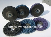 High Quality black Clean And Strip Disc