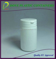 100ml pill bottle manufacturers plastic bottle supplier with ring pull bottle cap