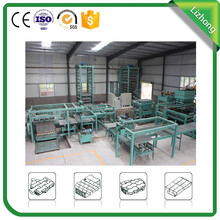 Energy-saving Big Profit Advanced Semi Cement Brick Machine