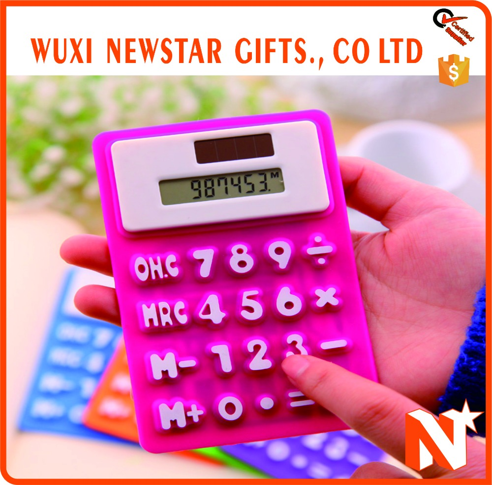 High Quality Office Supply Business Dual Power Calculator