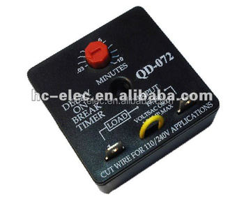 QD-072 Air conditioner time delay, time delay relay